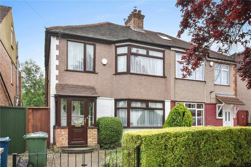 3 Bedrooms End Of Terrace House for sale in Manor Road, Harrow, Middx, HA1