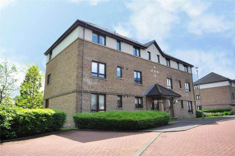 2 Bedrooms Flat for sale in 24 College Gate, Bearsden, Glasgow, G61