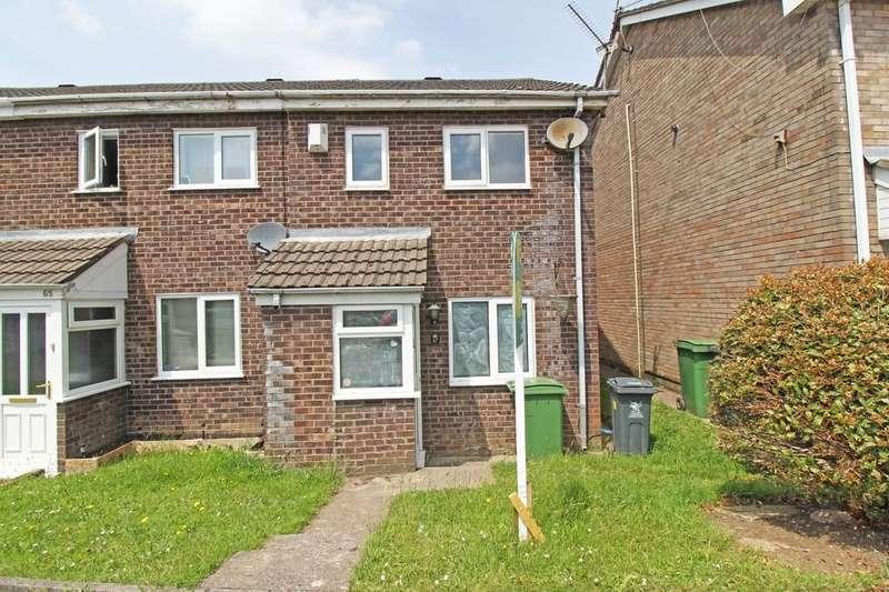 2 Bedrooms End Of Terrace House for sale in Bryn Derwen, Radyr
