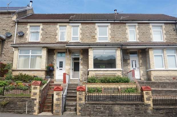3 Bedrooms Terraced House for sale in Nine Mile Point Road, Cross Keys, Newport, Caerphilly