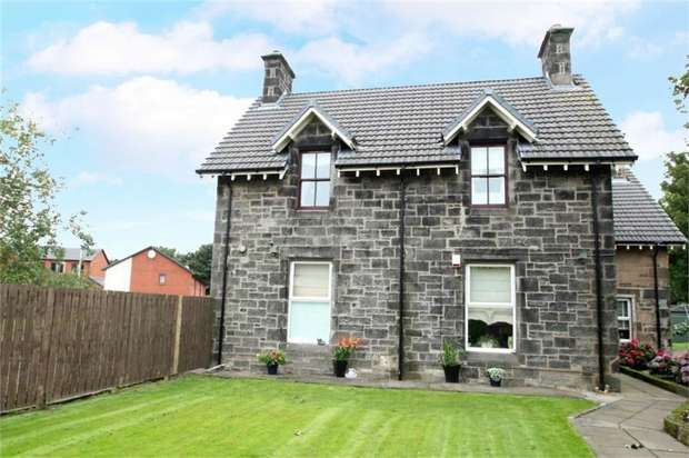 3 Bedrooms Flat for sale in Barrhead Road, Paisley, Renfrewshire