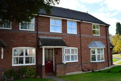 2 Bedrooms Terraced House for sale in Walsall Road, Lichfield, Staffordshire