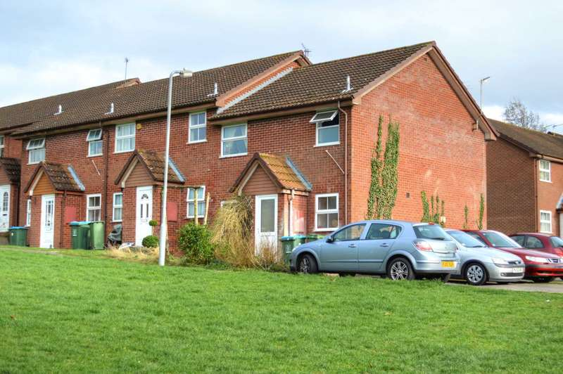 1 Bedroom Maisonette Flat for sale in Dalesford Road, Aylesbury