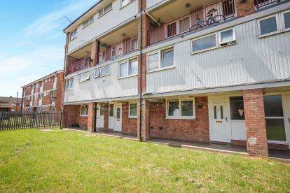 3 Bedrooms Flat for sale in Glaisdale, Luton, Hockwell Ring, Leagrave