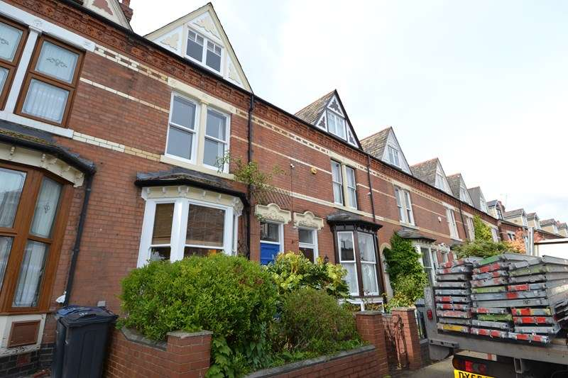 4 Bedrooms Terraced House for sale in Queenswood Road, Moseley, Birmingham