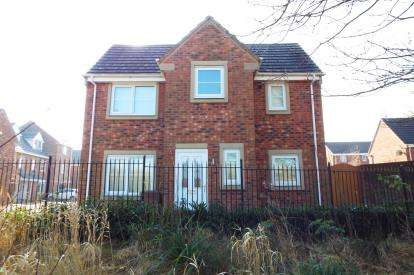 3 Bedrooms Link Detached House for sale in Catherine Way, Newton-Le-Willows, Merseyside