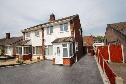 3 Bedrooms Semi Detached House for sale in St. Michael's Close, Blackburn, Lancashire, BB2