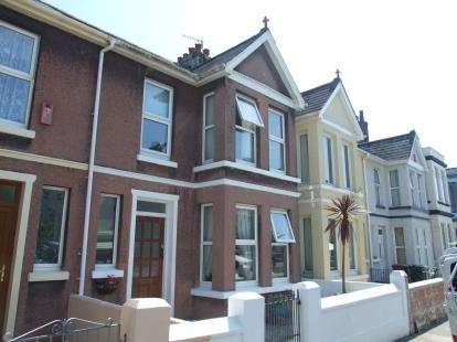 4 Bedrooms Terraced House for sale in St Judes, Plymouth, Devon
