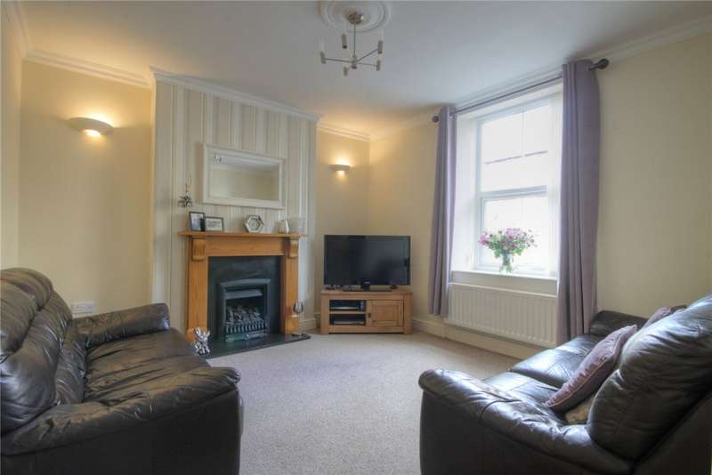 3 Bedrooms Terraced House for sale in Thomas Street, Blackhill, Consett, DH8
