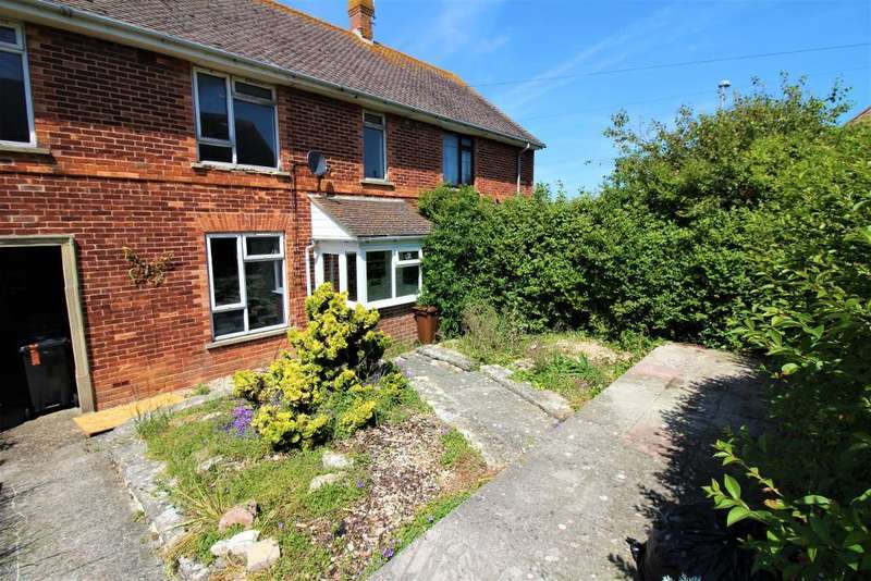 2 Bedrooms Terraced House for sale in Derwent Road, Weymouth, Dorset, DT4 9DE