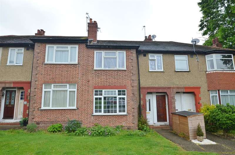 2 Bedrooms Maisonette Flat for sale in Floriston Court, Whitton Avenue West, Northolt