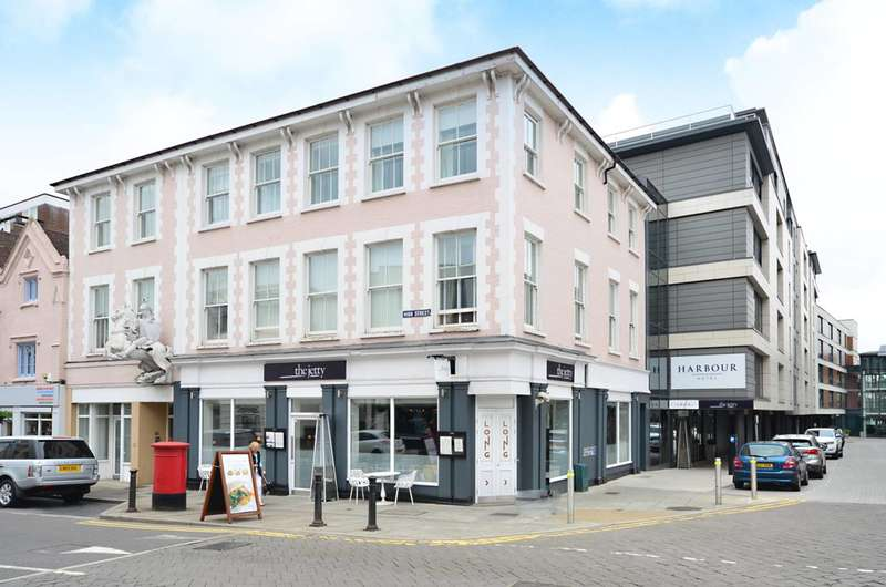 2 Bedrooms Flat for sale in The Residence, Guildford, GU1