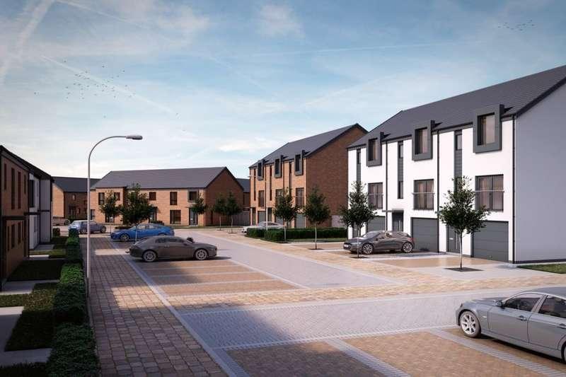 3 Bedrooms Semi Detached House for sale in The Centurion Glen Shirva Road, Twechar,Kilsyth, Glasgow, G65