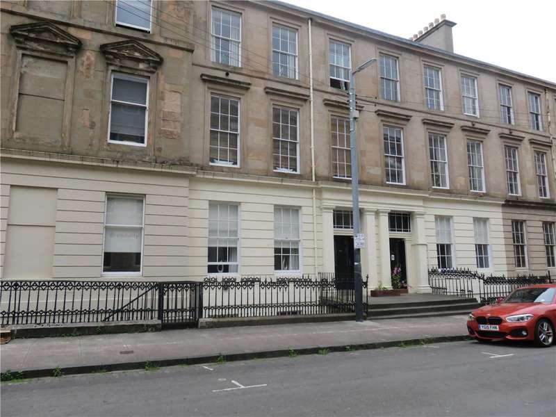 2 Bedrooms Flat for rent in West Princes Street, Woodlands, Glasgow