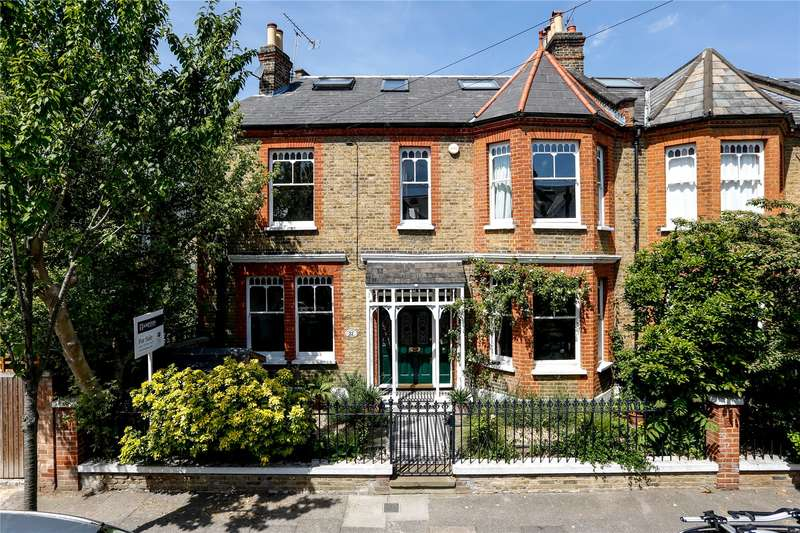 5 Bedrooms Semi Detached House for sale in Abbotstone Road, London, SW15