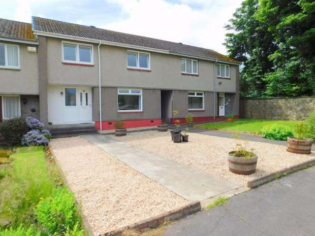 3 Bedrooms Terraced House for sale in Meadow View, Crossford, Dunfermline, KY12