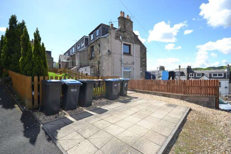2 Bedrooms Maisonette Flat for sale in 1/1, Glebe Place Hawick, TD9 9JQ