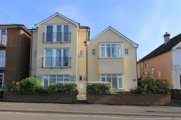 1 Bedroom Flat for sale in Tankerton Road, Tankerton, Whitstable