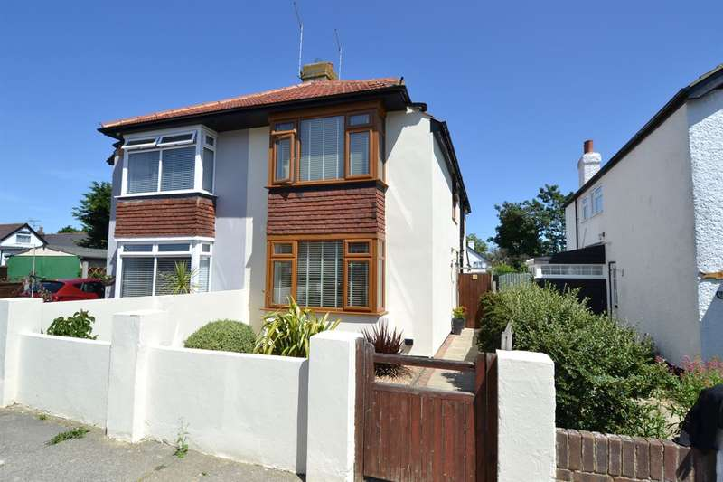 3 Bedrooms Semi Detached House for sale in Wynn Road, Tankerton, Whitstable