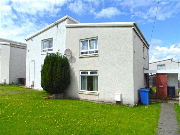 2 Bedrooms Semi Detached House for sale in Albany Place, BOTHWELL