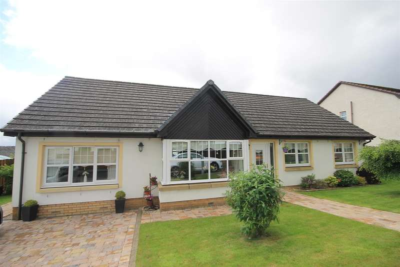 4 Bedrooms Bungalow for sale in Rockbank Crescent, Glenboig