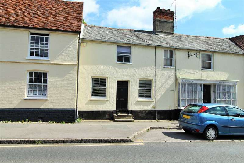2 Bedrooms Terraced House for sale in High Street, Earls Colne, Colchester