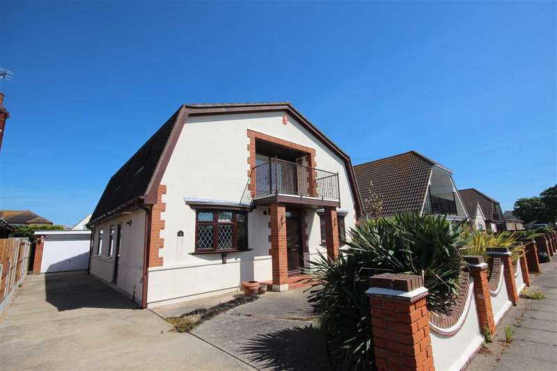 4 Bedrooms Detached House for sale in Madeira Road, Holland-On-Sea
