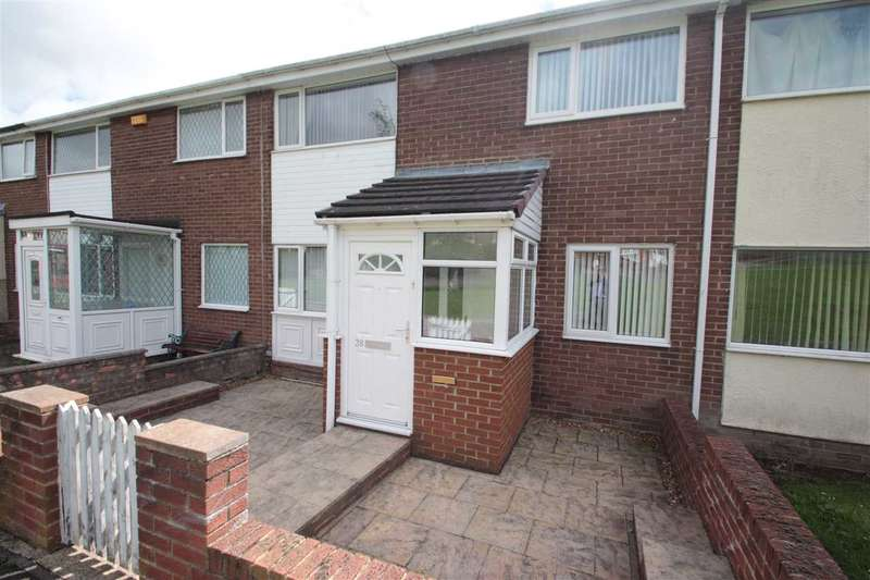 3 Bedrooms Terraced House for sale in Iveston Road, Delves Lane, Consett