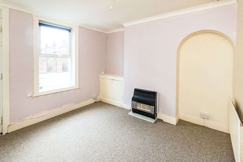 2 Bedrooms Property for sale in Thesiger Street, Lincoln, LN5