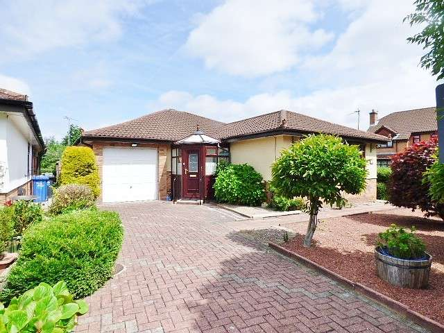 3 Bedrooms Detached Bungalow for sale in Norbreck Close, Great Sankey, Warrington