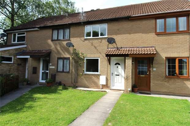 2 Bedrooms Terraced House for sale in Forge Close, Caerleon, Newport