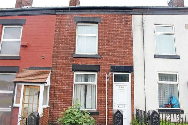 2 Bedrooms Terraced House for sale in Bradford Street, Bolton, Lancashire