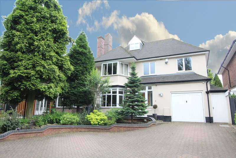 5 Bedrooms Detached House for sale in Monmouth Drive, Sutton Coldfield, B73 6JS