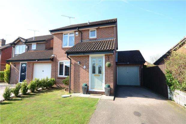 3 Bedrooms Link Detached House for sale in Mary Mead, Warfield, Berkshire