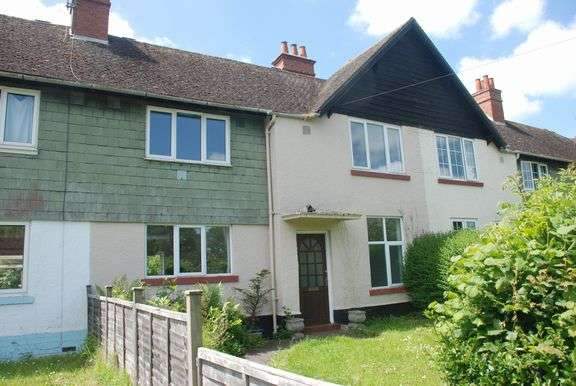 3 Bedrooms Terraced House for sale in Arcot Park, Sidmouth