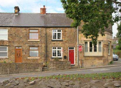 2 Bedrooms Terraced House for sale in Chesterfield Road, Dronfield, Derbyshire
