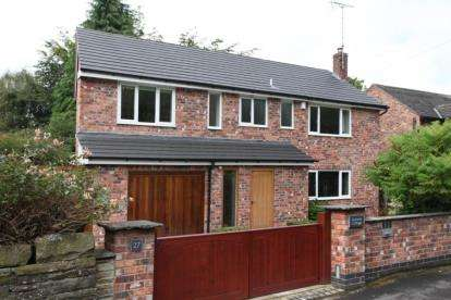 3 Bedrooms Detached House for sale in Bollin Grove, Prestbury, Macclesfield, Cheshire