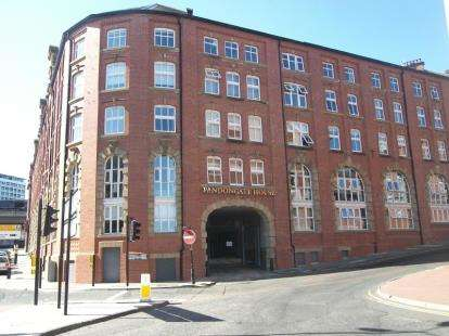 1 Bedroom Flat for sale in Pandongate House, City Road, Newcastle upon Tyne, Tyne and Wear, NE1