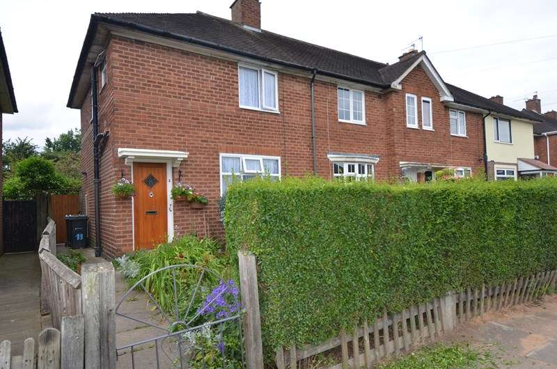 3 Bedrooms End Of Terrace House for sale in Oakcroft Road, Billesley, Birmingham