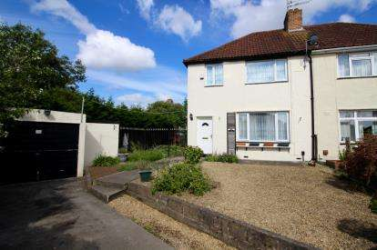 3 Bedrooms Semi Detached House for sale in Portland Place, Staple Hill, Bristol