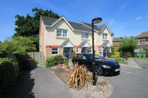 2 Bedrooms End Of Terrace House for sale in Frimley Green, Surrey