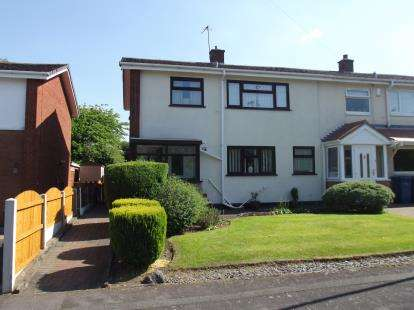 3 Bedrooms End Of Terrace House for sale in Acorn Close, Burntwood