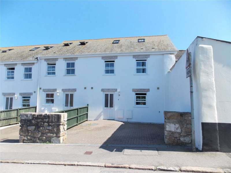 3 Bedrooms End Of Terrace House for sale in Bolitho Mews, Heamoor, Penzance