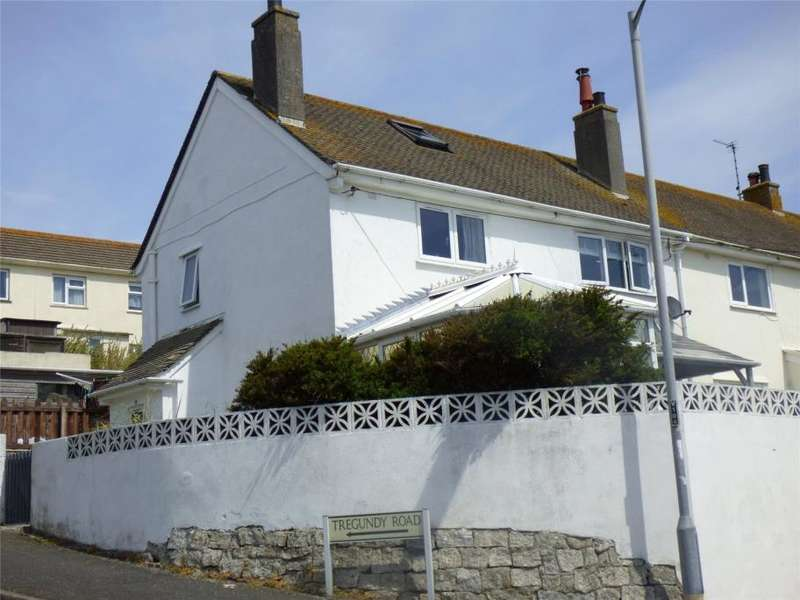 3 Bedrooms End Of Terrace House for sale in Fuller Rd, Perranporth