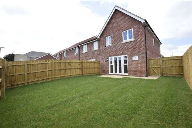 "3 Bedrooms Semi Detached House for sale in The ""Burton+"" by Cotswold Homes Ltd"