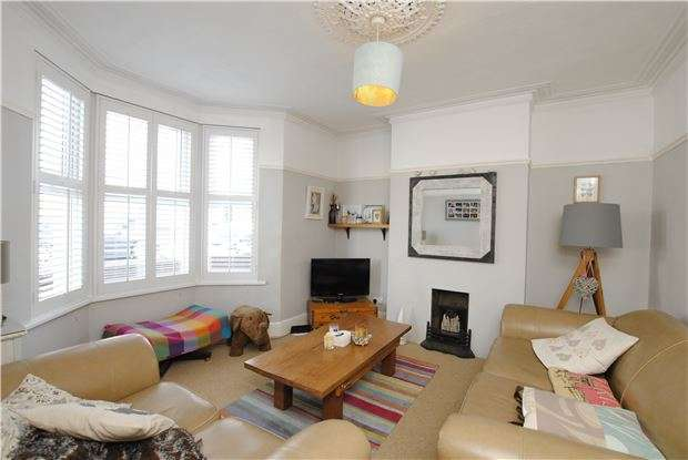 2 Bedrooms Terraced House for sale in Pearl Street, Bedminster, Bristol, BS3 3EA
