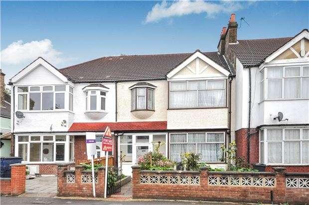 4 Bedrooms Terraced House for sale in Estreham Road, London, SW16