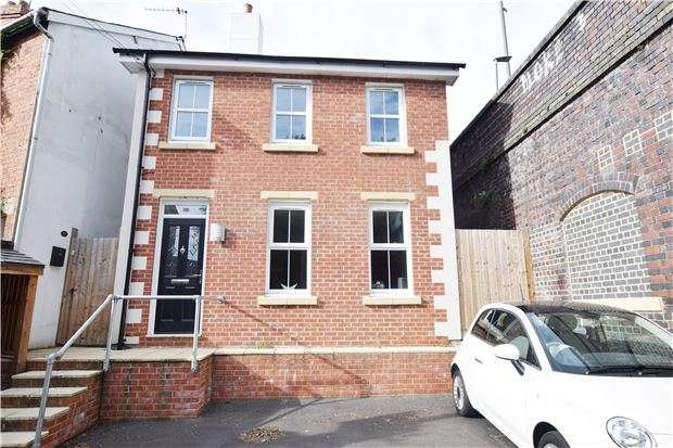 1 Bedroom Flat for sale in Market Street, CHELTENHAM, Gloucestershire, GL50 3NJ