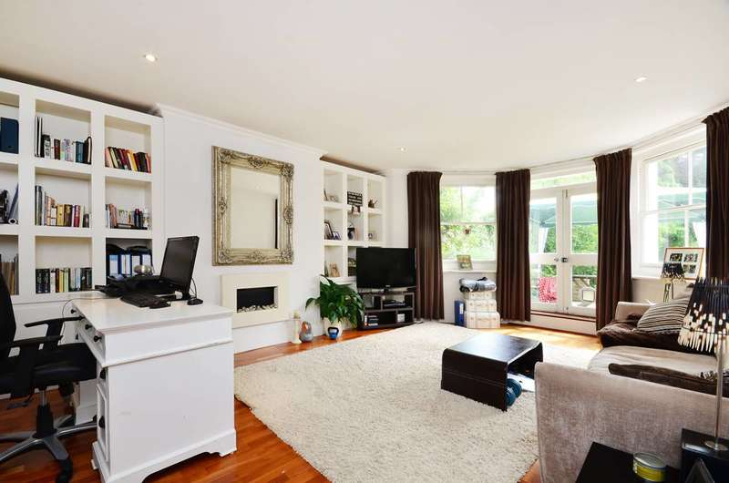 2 Bedrooms Flat for sale in Lake Road, Wimbledon, SW19