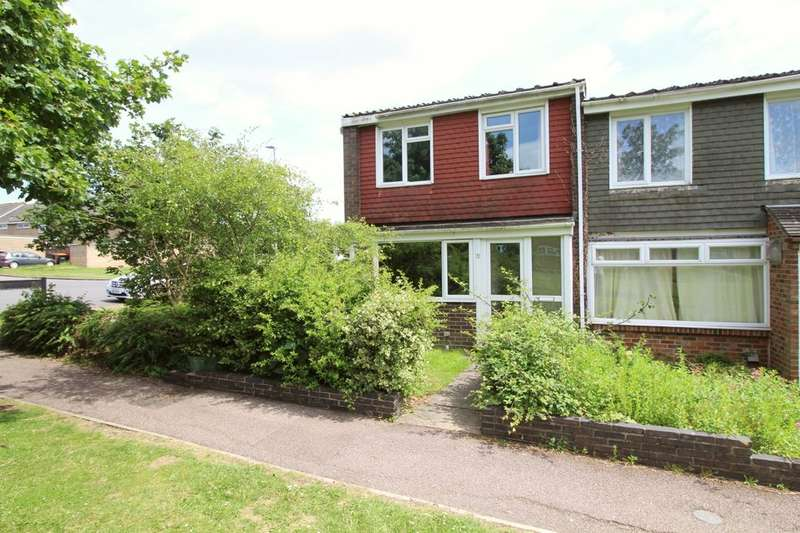 3 Bedrooms Property for sale in Applecross Walk, Bedford, MK41